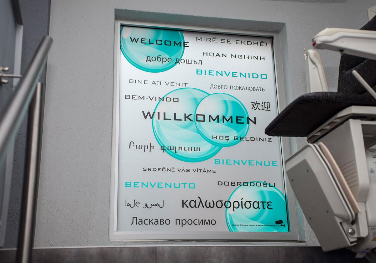 professionelle arztpraxis fotografie ludwigsburg stuttgart