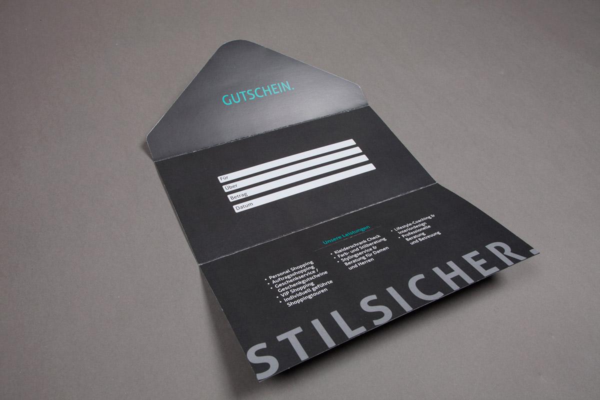 Gutschein Gestaltung, Visitenkarten, Corporate Design, editorial design, webdesign, grafikdesign, logodesign, logo gestaltung stuttgart, ludwigsburg
